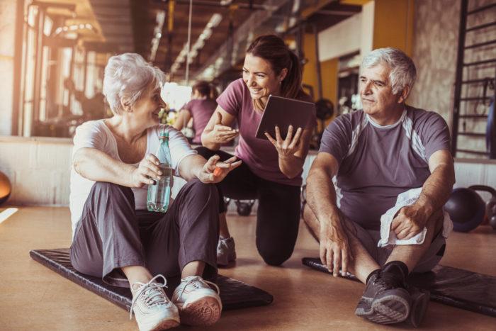 trainerin orthopädie und cardio fitness