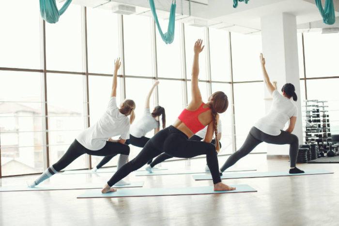 DFAV Pilates Basic Workshop